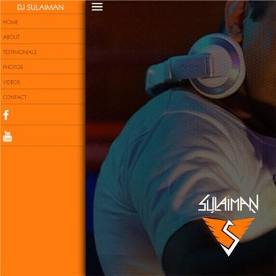 DJ Sulaiman Website
