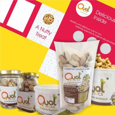 Qualnuts Packaging Design